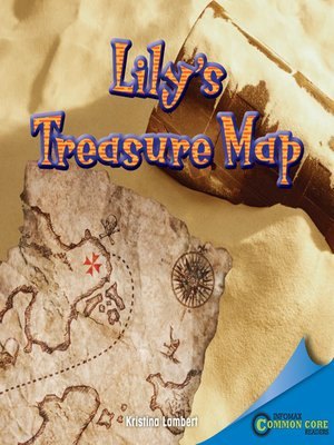 cover image of Lily's Treasure Map